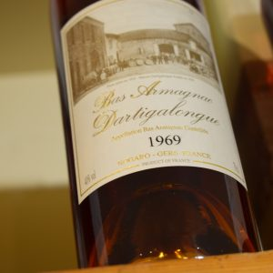 Bas Armagnac Dartigalongue 1969