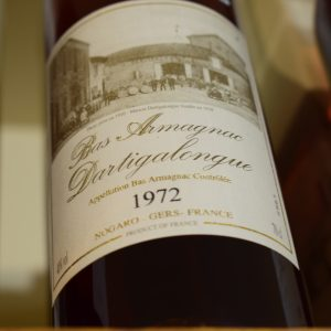 Bas-Armagnac Dartigalongue 1972