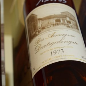 Bas-Armagnac Dartigalongue 1973