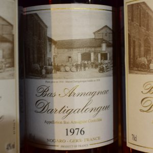 Bas-Armagnac Dartigalongue 1976