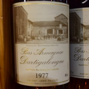 Bas-Armagnac Dartigalongue 1977