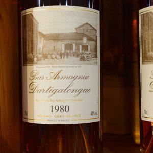 Bas Armagnac Dartigalongue 1980