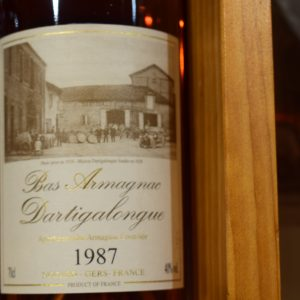 Bas-Armagnac Dartigalongue 1987