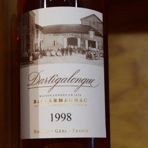 Bas-Armagnac Dartigalongue 1998