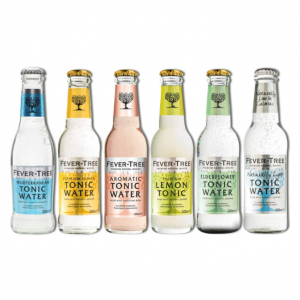 Fever Tree – Tonic water