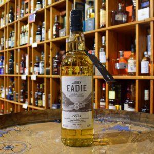 James Eadie CAOL ILA 8 ans 46%
