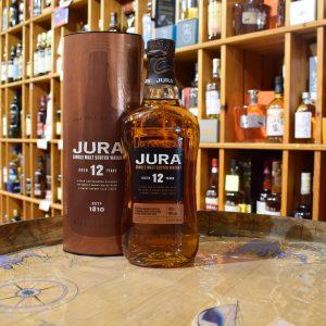 JURA 12 ans Single Malt 40%