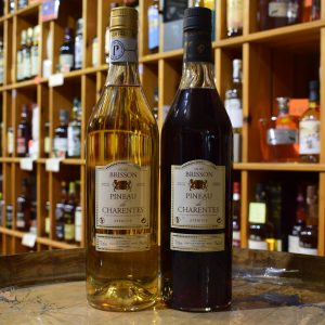 Pineau des Charentes Rouge Brisson (70cl)