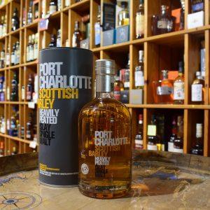 PORT CHARLOTTE – Scottish Barley 50%