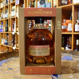 The GLENROTHES Sherry Cask Reserve 40%