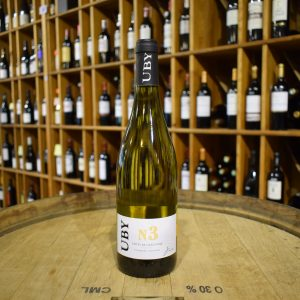 Uby n°3 – Colombard-Ugny Blanc – Côtes de Gascogne