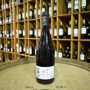 Uby n°7 – Merlot-Tannat – Côtes de Gascogne