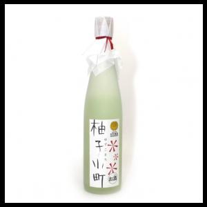 Liqueur de Yuzu Komachi